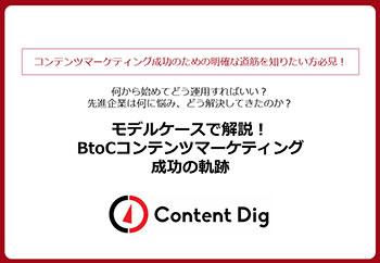 何から始めてどう運用すればいい?モデルケースで解説!BtoCコンテンツマーケティング成功の軌跡